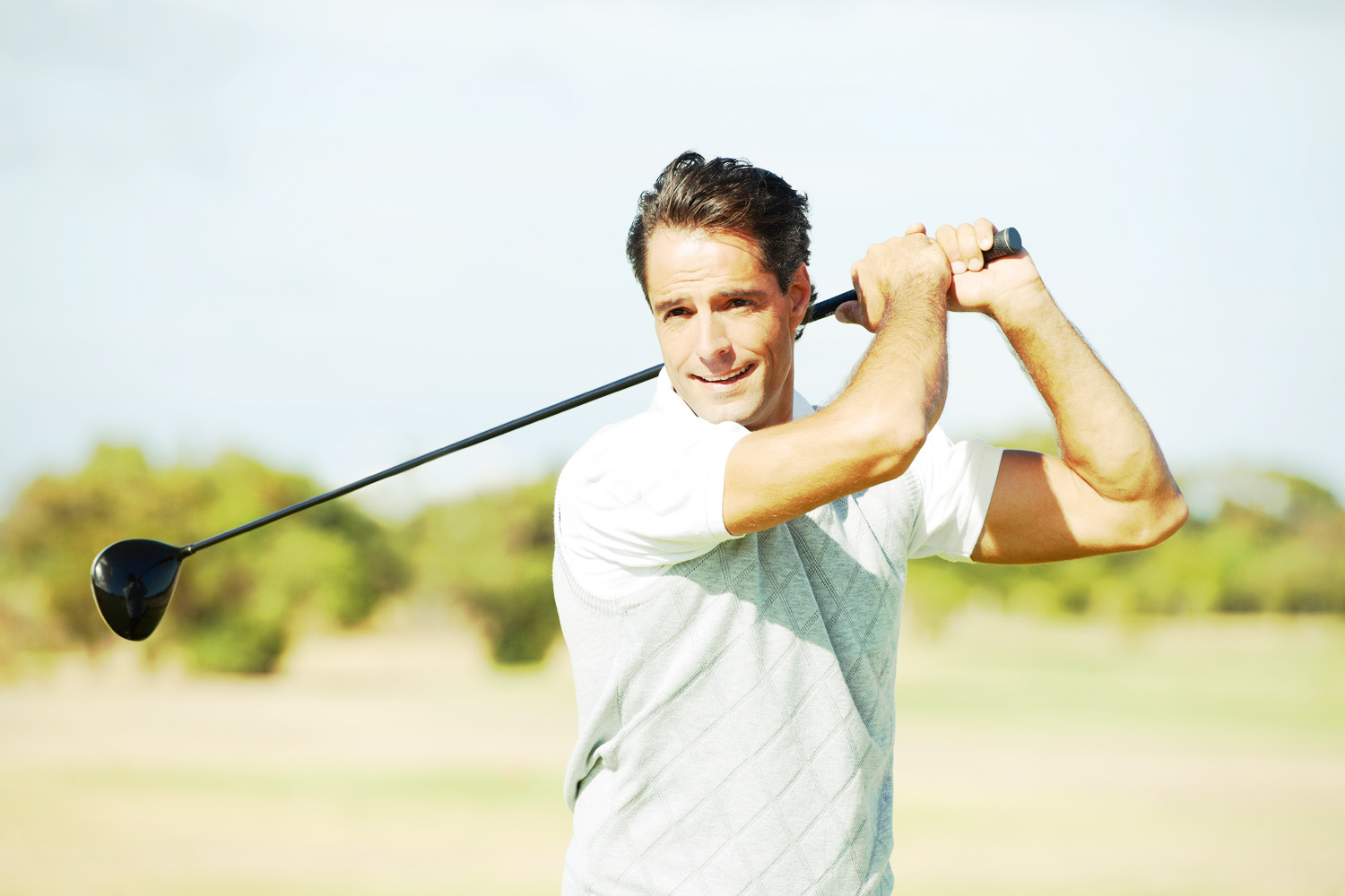 Golf is all about confidence